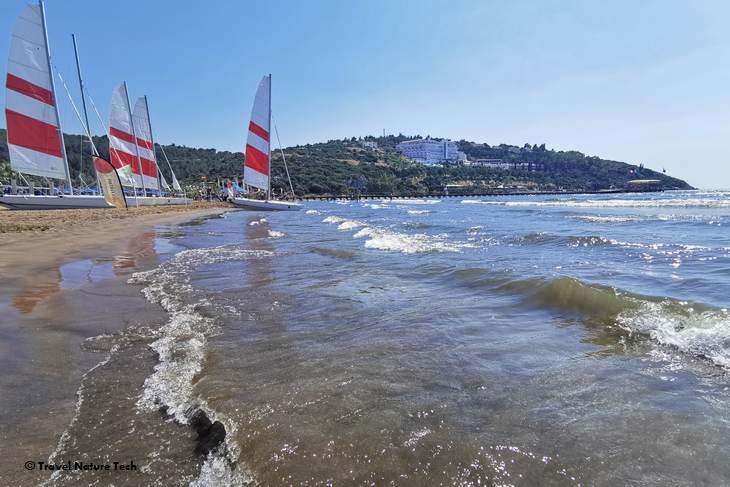 Пляж Памуджак