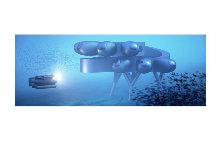 МКС под водой намерен создать внук Кусто