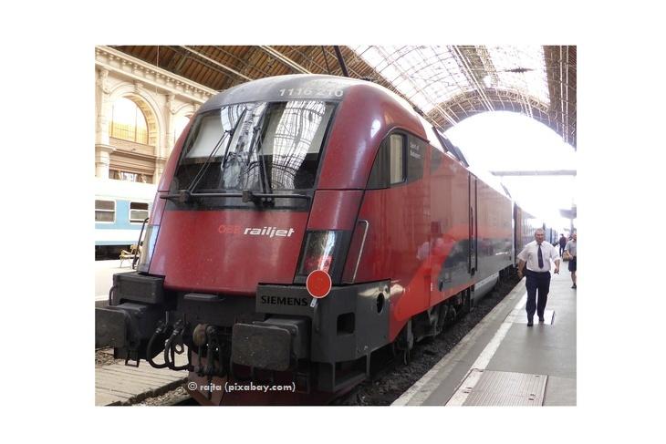 Вена-Зальцбург — сервис AIRail заменит рейсы Austrian Airlines