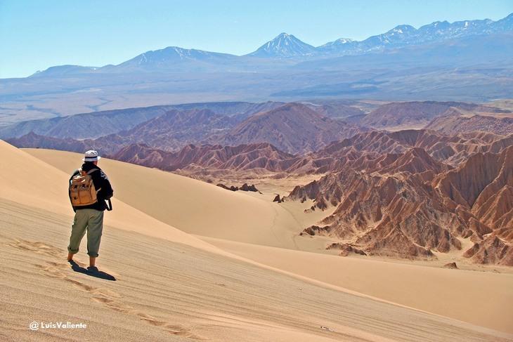 Марс на Земле - пустыня Атакама