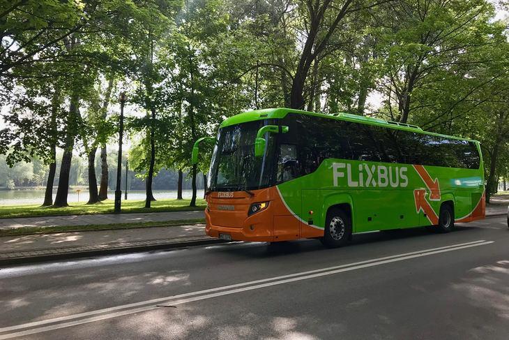 Открылась линия FlixBus Киев-Варшава