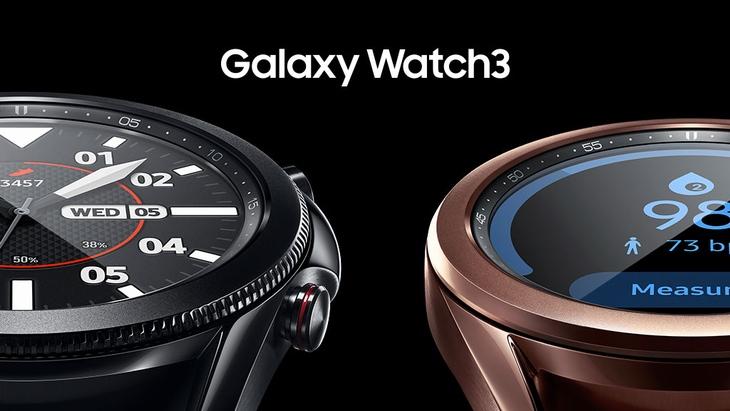 Смарт-часы Galaxy Watch 3