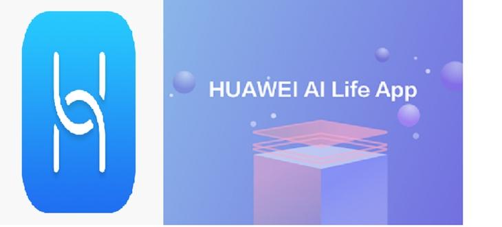 Мобильное приложение Huawei AI Life