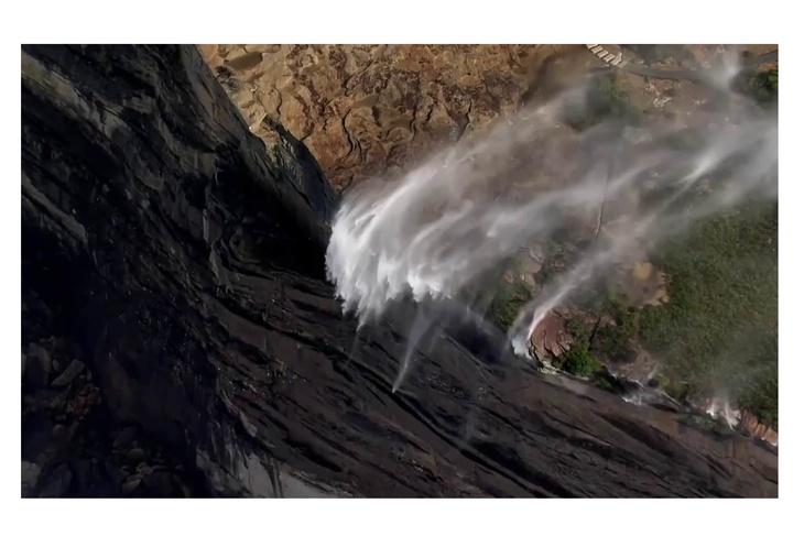 Водопад в Австралии
