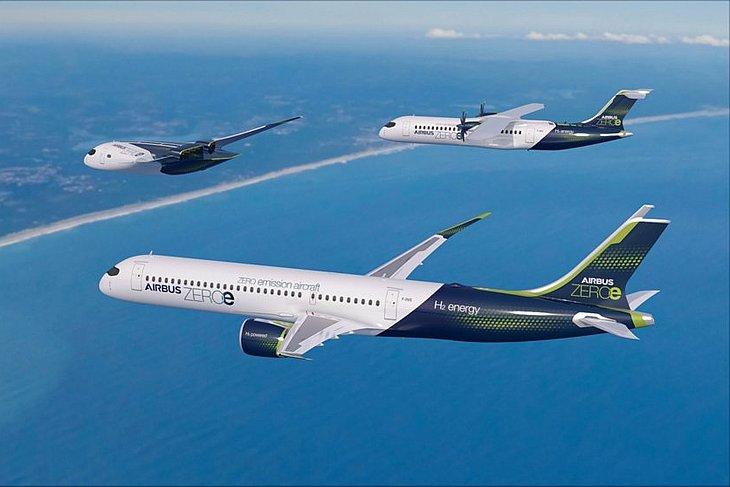 концепты Airbus