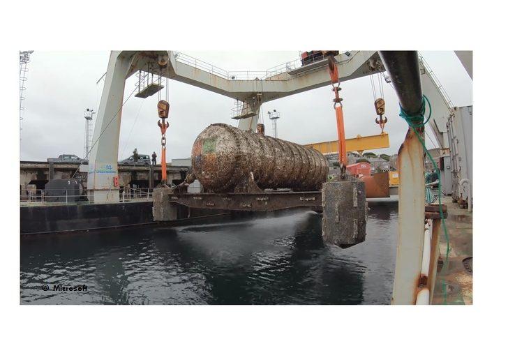 Подводный дата-центр