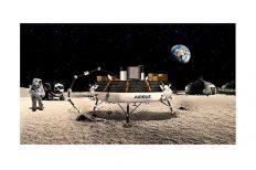 Лунная пыль станет источником кислорода благодаря технологии от Airbus