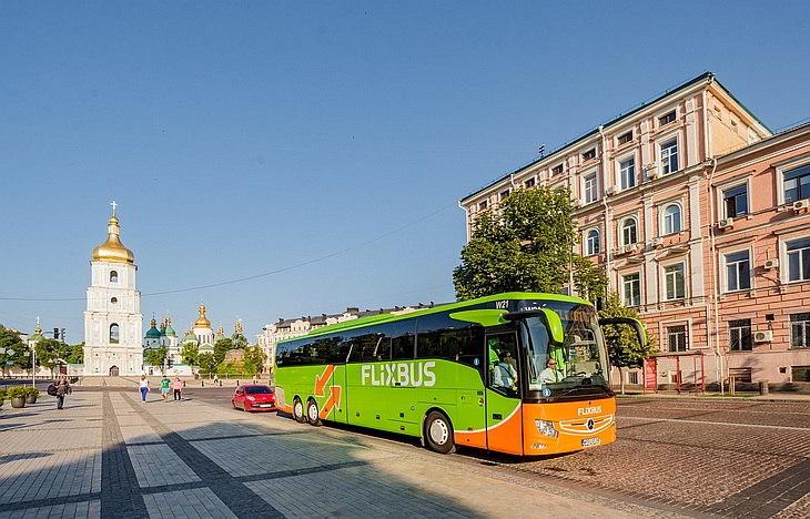Новые линии Flixbus из Украины — до Варшавы, Щецина, Остравы