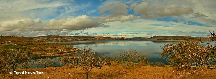Панорама Евфрата