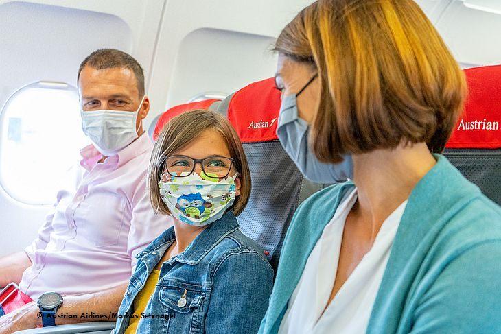 Cтрахование Covid-19 предложила Austrian Airlines