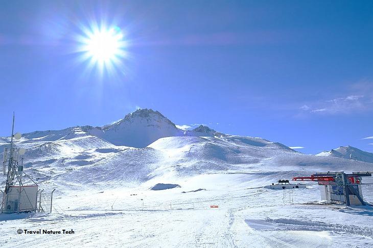 На горнолыжные курорты Турции —  с МАУ и Coral Travel