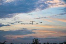 Высотный дрон Zephyr совершил успешный полет