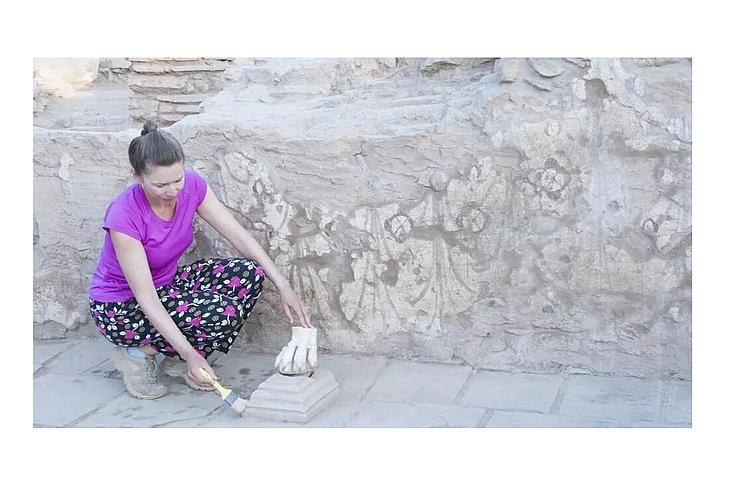 Новая археологическая находка в Турции