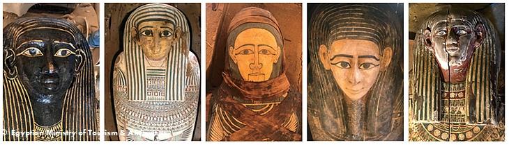 Египетские саркофаги