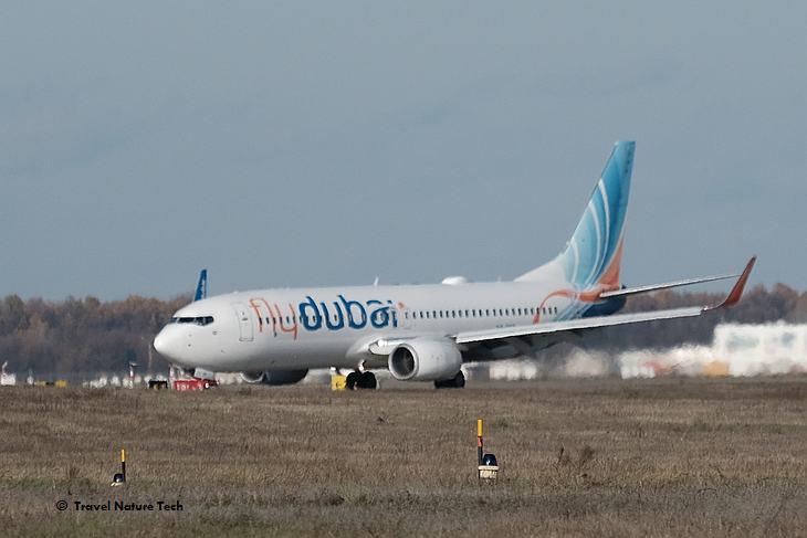 Возобновлены рейсы flydubai в Коломбо