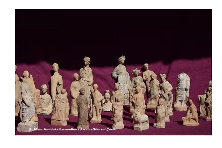 Ликийские статуэтки