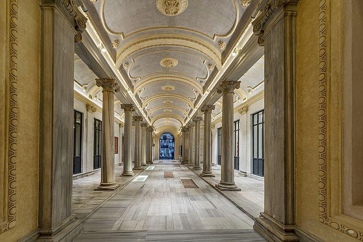 Музей кинематографа в Стамбуле