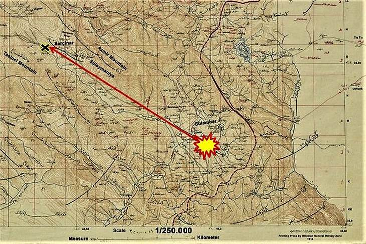 Смерть от удара метеорита – найдено первое в мире письменное свидетельство