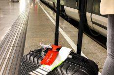 Регистрация багажа в поезде — новая услуга Austrian Airlines