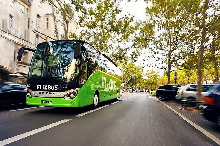 Flixbus открывает маршрут Харьков-Варшава