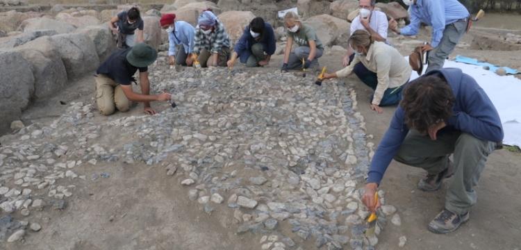 раскопки на Ушаклы Хеюк