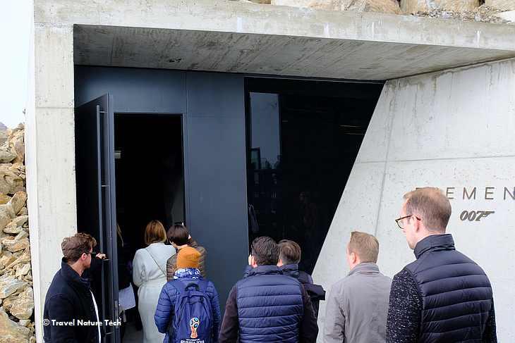Музей Бонда 007 Elements