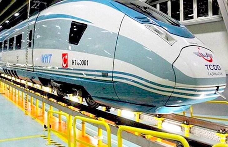 Роскошный поезд отправится по маршруту Стамбул-Кайсери в 2022 г.