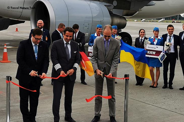 Рейс Киев-Дюссельдорф