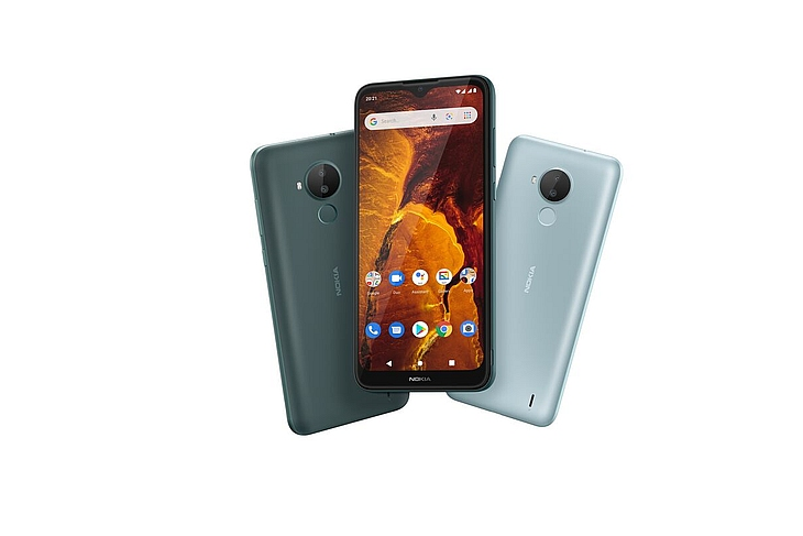 Смартфон Nokia C30 стал доступен в Украине